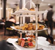 High Tea at The Pierre New York - supplied image