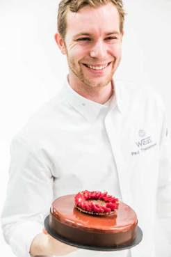 Executive Pastry Chef Paul Thiéblemont