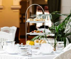 Afternoon Tea at Hadley's Orient Hotel - supplied photo