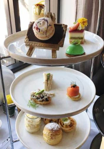High Tea at InterContinental Double Bay Sydney