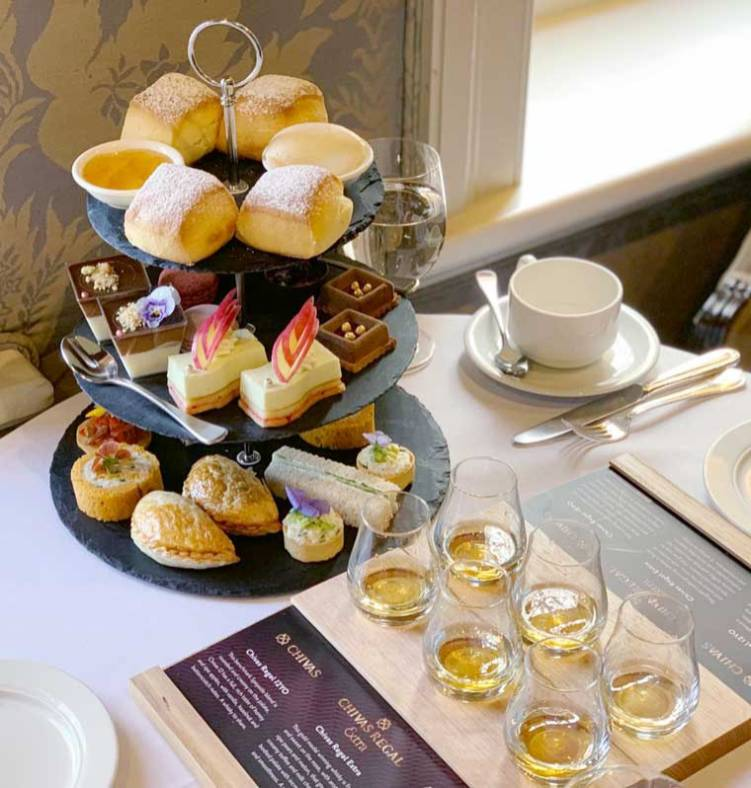 Whisky High Tea The Highlander Bar at the Sir Stamford Circular Quay Sydney