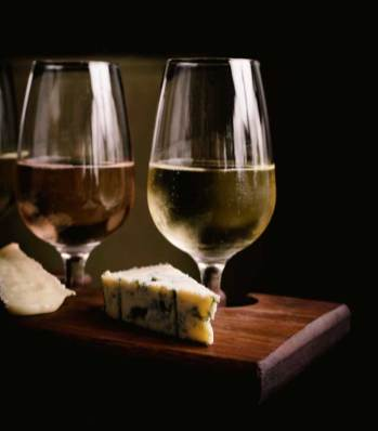 Sparkling Wine and Cheese Flight - supplied photo