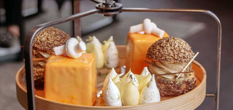 Winter Afternoon Tea at The Treasury Lounge & Bar