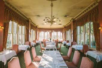 Chateau Yering Hotel, Yarra Valley