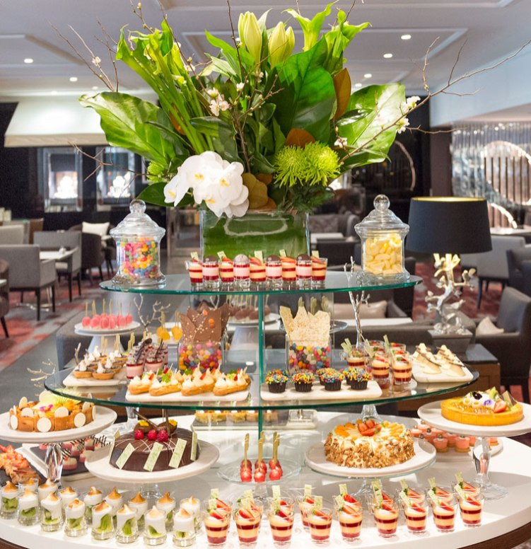 High Tea at the Sheraton Grand, Hyde Park Sydney - supplied photo
