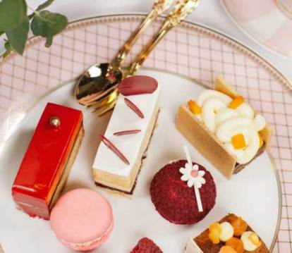 Grand Hyatt Melbourne's High Tea in Style by Cristina Re