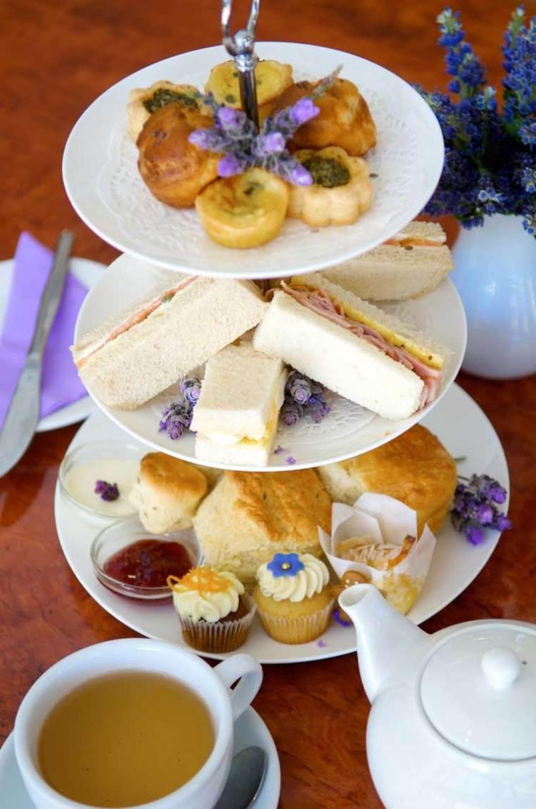 High Tea at Lavender Bistro & Boutique