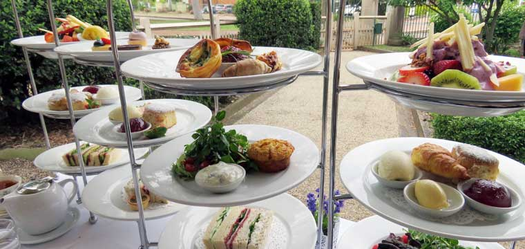 High Tea at the Gatehouse High Tea Rooms Parramatta