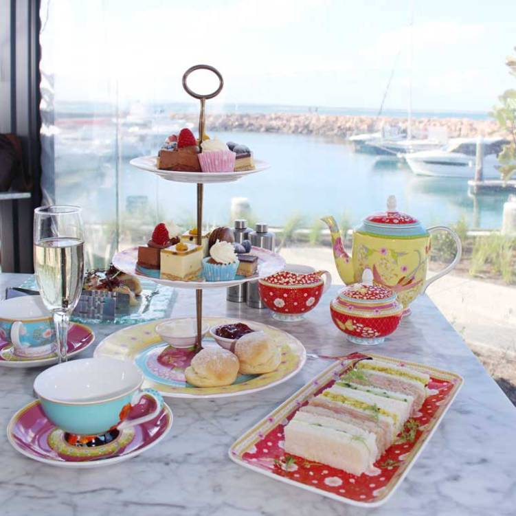 High Tea by the Sea at The Anchorage Port Stephens