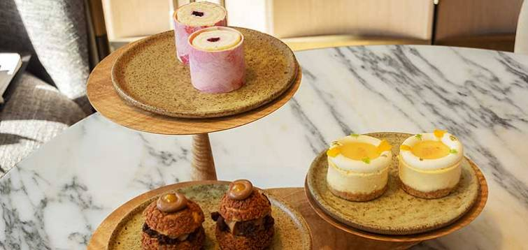 Afternoon Tea at The Ritz-Carlton Perth