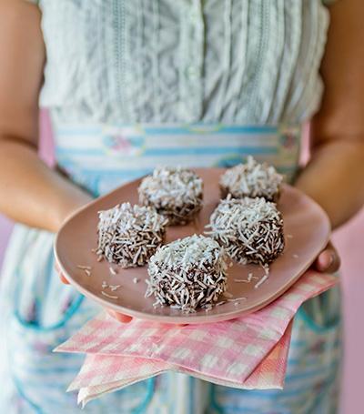 Gluten-Free Lamington Recipe