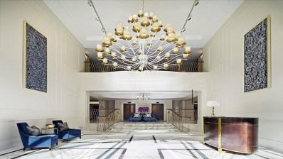 Langham Hotel Sydney Foyer - supplied photo