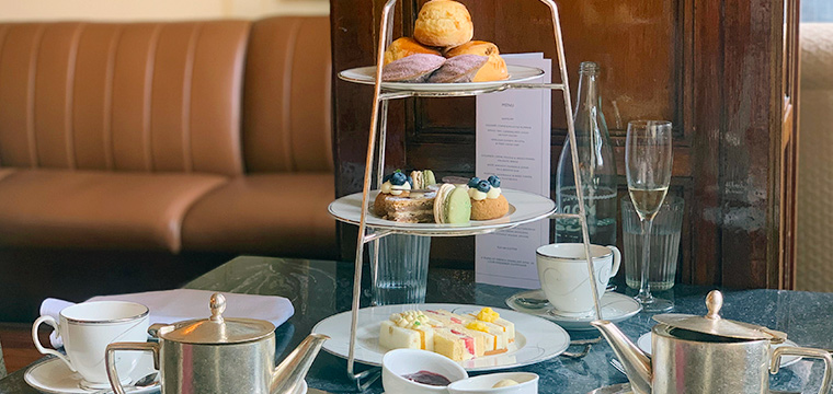 Afternoon Tea at The Windsor