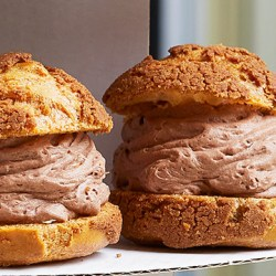 Chocolate Choux Recipe