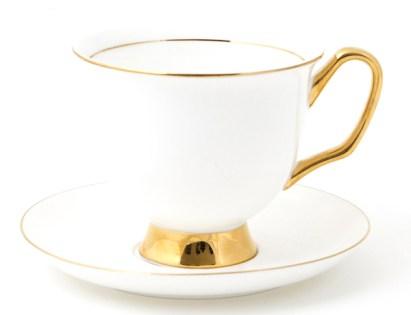 LyndalT XL teacup and saucer