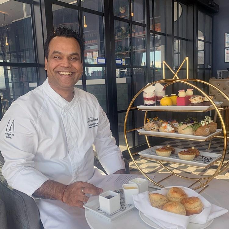 Director of Culinary and Food, Deepak Mishra