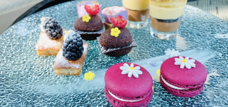 High Tea at Lobby Lounge, The Westin Singapore