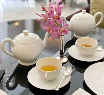 Afternoon Tea at Raffles Singapore