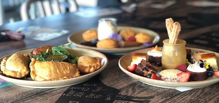 High Tea at La Boca Bar & Grill Adelaide