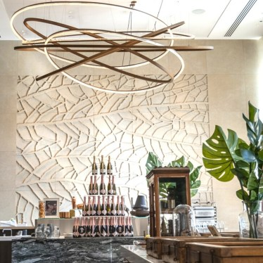 The Westin Perth's Haven Lounge - photo by Liz Campbell