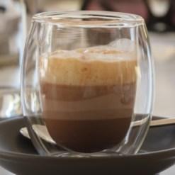 Hot milk chocolate - photo by Liz Campbell