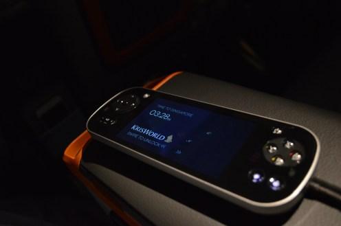 The handset controller