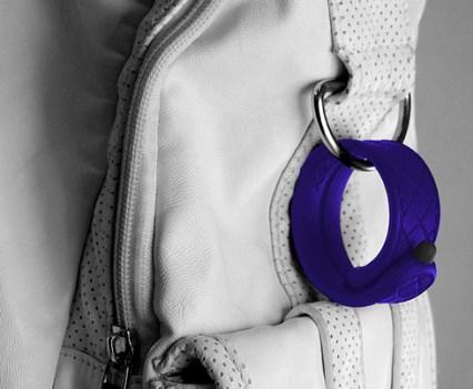 Flaxus, da Aeglo. Caneta digital em forma de pulseira