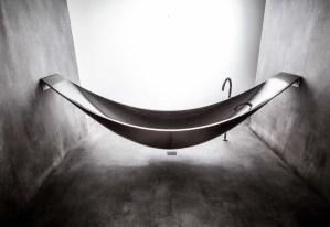 Banheira Vessel, da Splinter Works