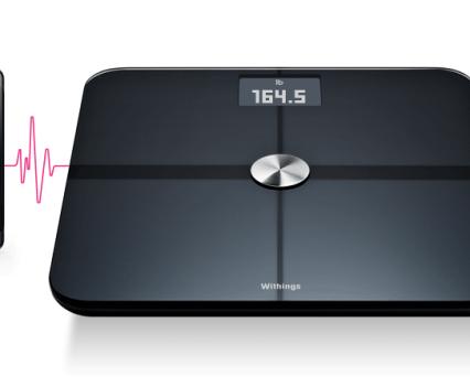 Smart Body Analyzer WS-50, da Withings. Gadget fundamental quando o objetivo é perder peso