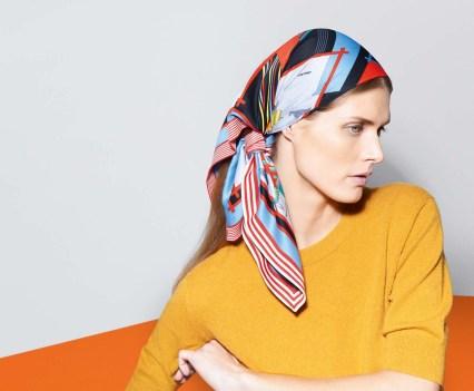 Silk Knot, a app da Hermès