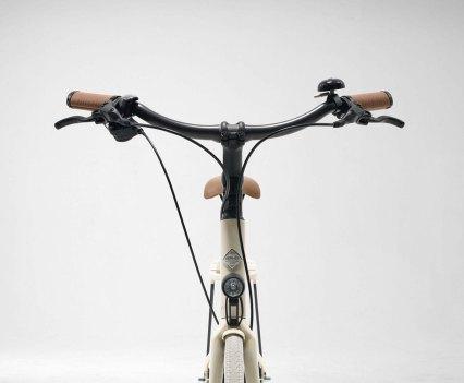 Le Flâneur d'Hermès, a bicicleta