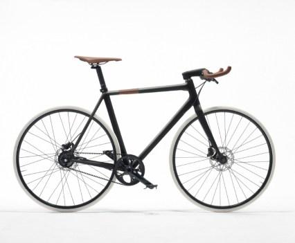 Le Flâneur Sportif d'Hermès, a bicicleta