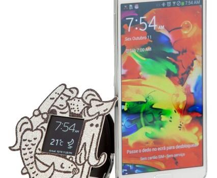 Samsung Galaxy Gear e Note 3