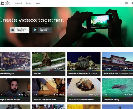 Mixbit, a rede de partilha de vídeos do Youtube