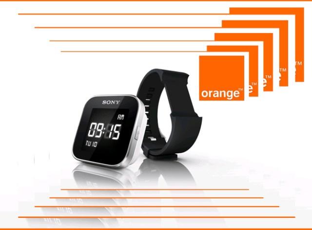 Sony OrangeB