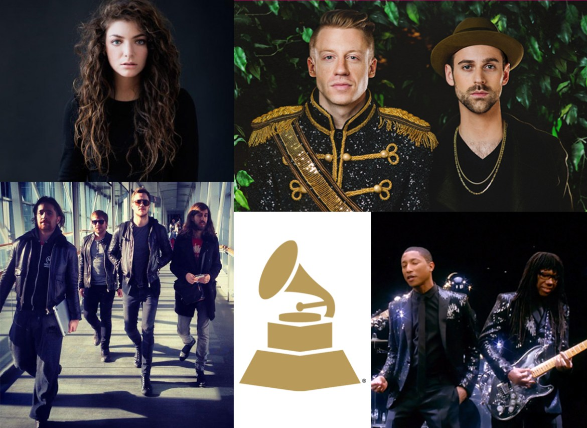 Grammy Awards, por Spotify