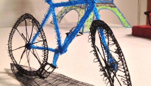 Desenhar em 3D