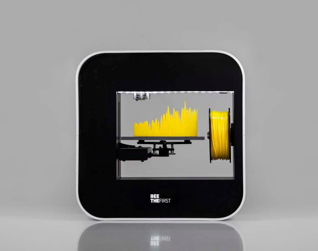 BeeTheFirst, impressora 3D