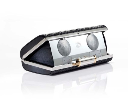 Stellé Audio Clutch, a clutch musical