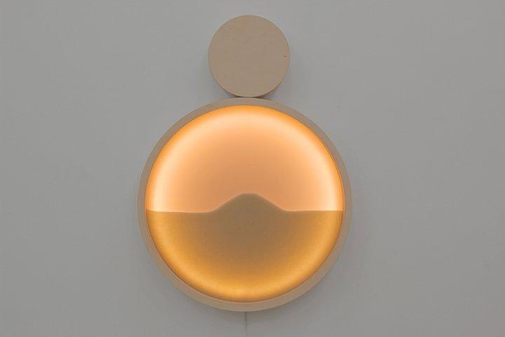 Kolo Sand, iluminação criada pelo designer Pani Jurek e o arquitecto Piotr Musialowski