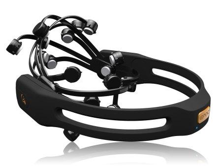 EPOC e EEG são equipamentos da Emotiv que lêem as ondas do cérebro