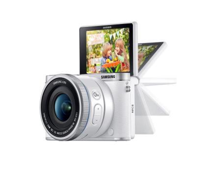 NX3000, da Samsung. Fotos de qualidade e selfies perfeitas