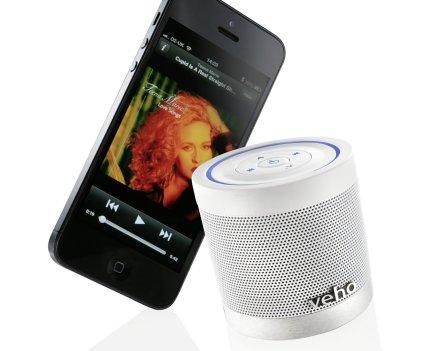 Coluna portátil Veho 360 M4 Bluetooth Wireless Speaker