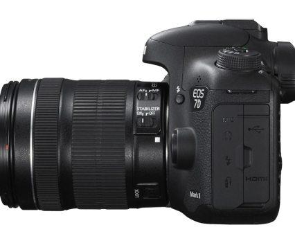 EOS 7D Mark II, da Canon