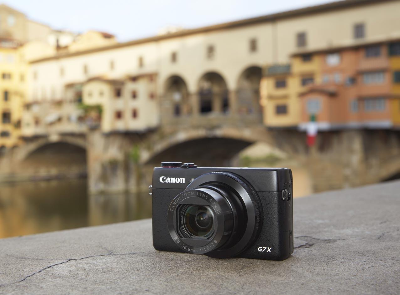 PowerShot G7 X, da Canon