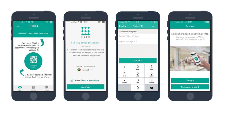 SEQR, um sistema para pagar as compras com o smartphone