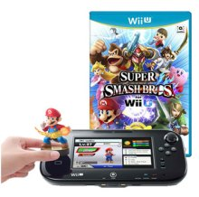 Ideias de Natal... Just for kids! Jogo Super Smash Bros. for Wii U e figura amiibo, da Nintendo