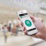 Pagar as compras com o smartphone