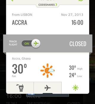 Apps de emergência. ANA Aeroportos de Portugal