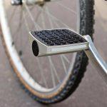 A bicicleta e o pedal inteligente
